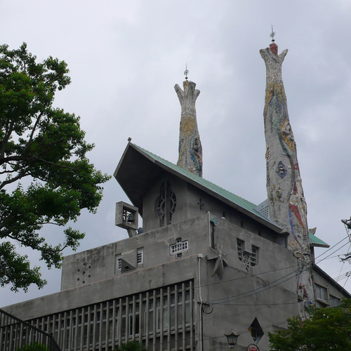 日本26聖人殉教記念堂